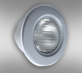 Spotlight Halogen 300W Light Grey