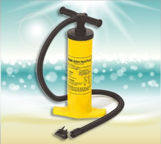 Dual Action Hand Operated Air Pump (Gonfleur Manuel)