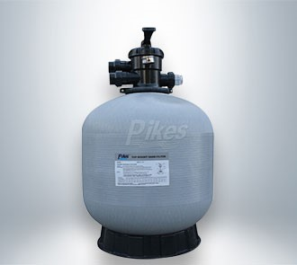 Pikes Filter Top Mounted V800 (26.1 m³/h)