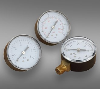 Hengtai Pressure Gauge with O Ring