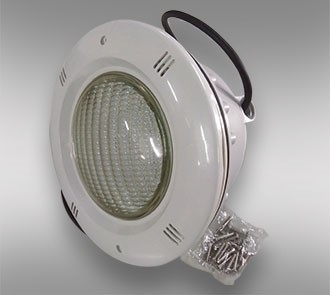 Spot Led Light White 7'' (252 Led)